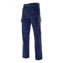 Pantalón de pana multibolsillos Serie 380