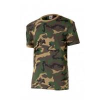 Camiseta camuflaje Serie 506