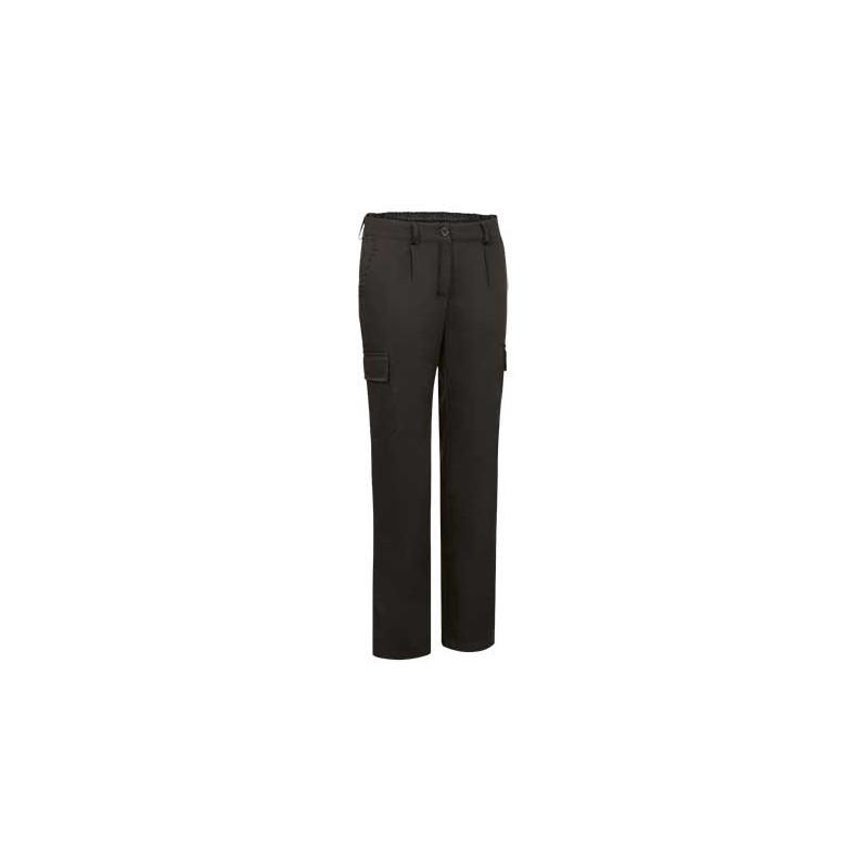 Pantalón mujer largo multibolsillos (ref. PROGRESS)