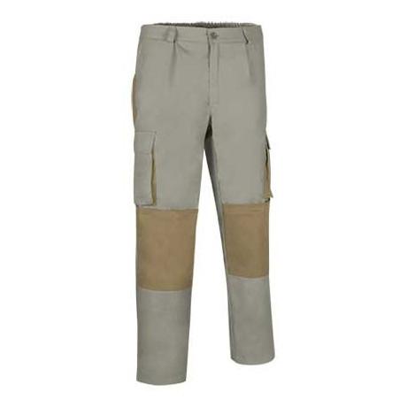 Pantalón largo multibolsillos de colores combinados (ref. DRK)