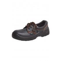 Zapato con puntera y plantilla de acero S1 P SRC Serie 3ZAP240 (Negro)