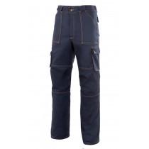 Pantalón multibolsillos con refuerzo de tejido Serie ZINC