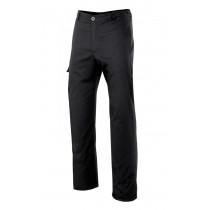 Pantalón de cocina Serie OREGANO00 (Negro)