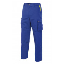 Pantalón multibolsillos con refuerzo de tejido Serie BINIQUEL
