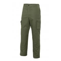 Pantalón multibolsillos con refuerzo de tejido Serie NIQUEL