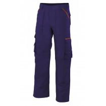 Pantalón multibolsillos con refuerzo de tejido Serie PMERCURIO