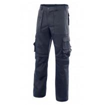Pantalón multibolsillos con refuerzo de tejido Serie MERCURIO