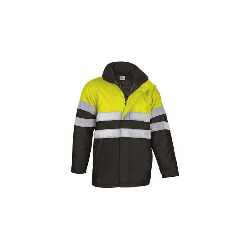 Abrigo hidrofugado alta visibilidad (ref. TRANSIT)