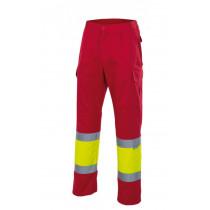 Pantalón bicolor alta visibilidad Serie 157