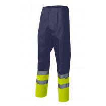 Pantalón bicolor alta visibilidad Serie 158