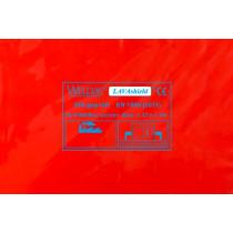 LAVAshield® cortina de soldadura ECO 1,37 x 1,7 m