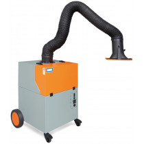 Aparato compacto aspiración para uso esporádico soldadura SmartMaster
