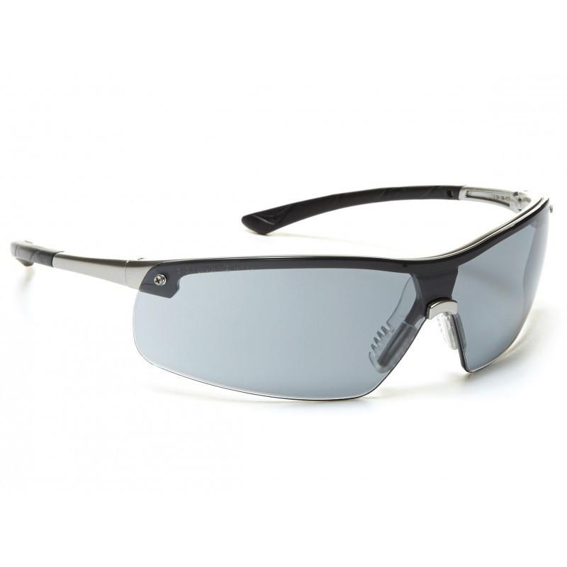 Gafas de protección estilosas. Ocular ahumado (ref. 143008)