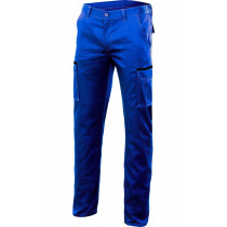 Pantalón azulina stretch multibolsillos Serie P103002S