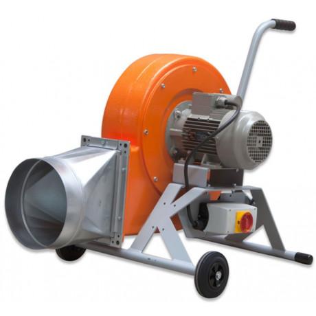 Motor aspirador XL - 3.000m³/h (ref. FANXL)