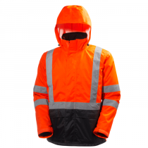Chaqueta impermeable transpirable Hi-Vis Alta Shell Helly Hansen 71071