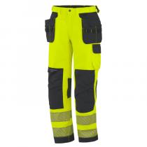 Pantalón Hi-Vis para construcción York Helly Hansen 76456