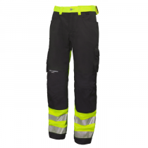 Pantalón Hi-Vis de construcción York Const Pant CL 1 HellyHansen 76458