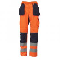 Pantalón Hi-Vis para construcción Bridgewater Helly Hansen 76494