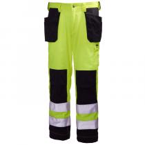 Pantalón Hi-Vis para construcción Alta Helly Hansen 76496