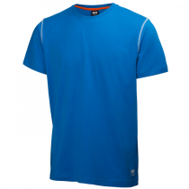 Camiseta de algodón Oxford T-Shirt Helly Hansen 79024
