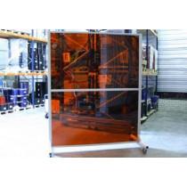 Cabina resistente al impacto Impact Plate - EN ISO 25980