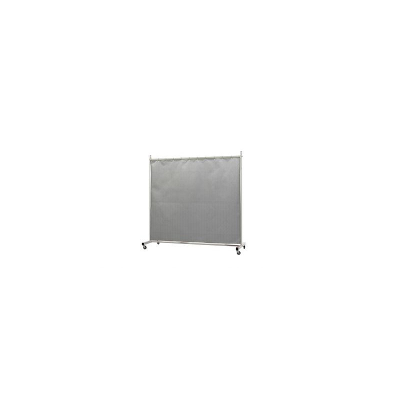 Biombo soldadura estable sin cortinas 200x215cm - EN 1598 (ref OMNIUM)