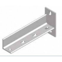 Soporte pared para rail Otubo redondo 33,7mm - Grosor 2,9mm Heavy Duty