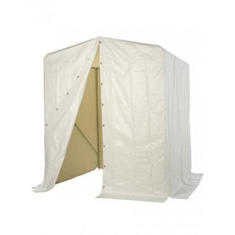 Lona para tienda de protección para soldadura 220/200 x 200 x 190 cm