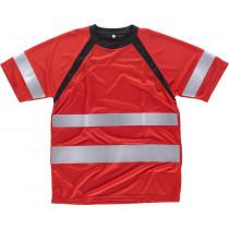 Camiseta Combi de alta visibilidad