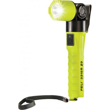 Linterna de ángulo recto recargable LED 3315RZ0-RA