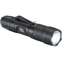 Linterna táctica LED con pilas intercambiables 7110