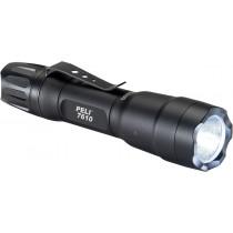 Linterna táctica LED con pilas intercambiables 7610