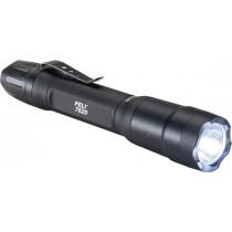 Linterna táctica LED con pilas intercambiables