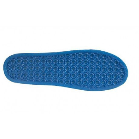 Plantilla gel azul 02/s