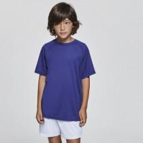 Camiseta técnica de manga corta ranglán MONTECARLO CA0425