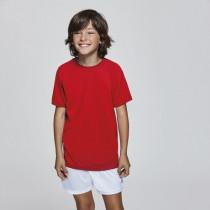 Camiseta técnica de manga corta con escote redondeado CAMIMERA CA0450