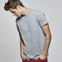 Camiseta de manga corta, cuello redondo doble ATOMIC 150 CA6424