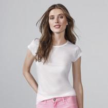 Camiseta de manga corta entallada SUBLIMA WOMAN CA7130