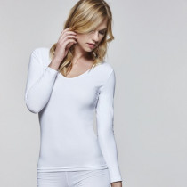 Camiseta interior de mujer de manga larga ZEN RI2520
