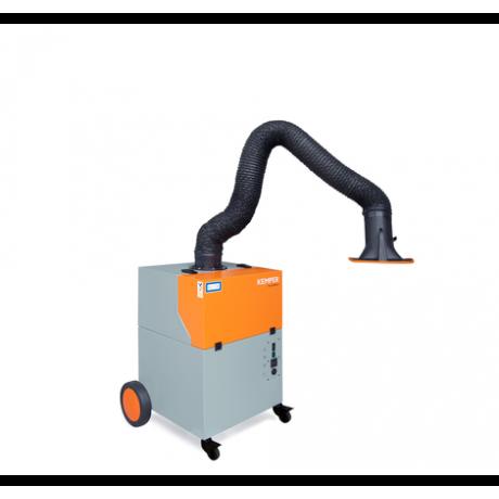 Aparato básico compacto de aspiración para uso esporádico 64300