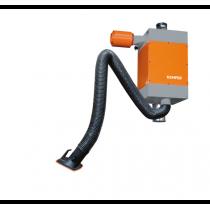 Aparato de aspiración con brazo continuo filtro autolimpiable 83100100