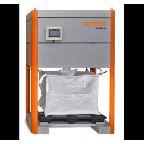 Extracción automática de polvo para sistemas de filtración 38110