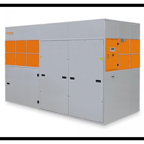 Sistema de aspiración de alto vacío para humos de soldadura 910330030