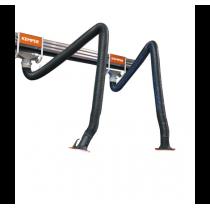Brazo desplazable para flexible captación de humos 79002100