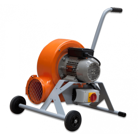 Motor aspirador móvil para extracción y ventilación 91623