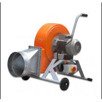 Motor aspirador móvil para extracción y ventilación 91618