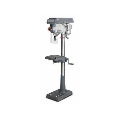 Taladro de columna, precisión garantizada (0,02mm husillo) 230V B26Pro