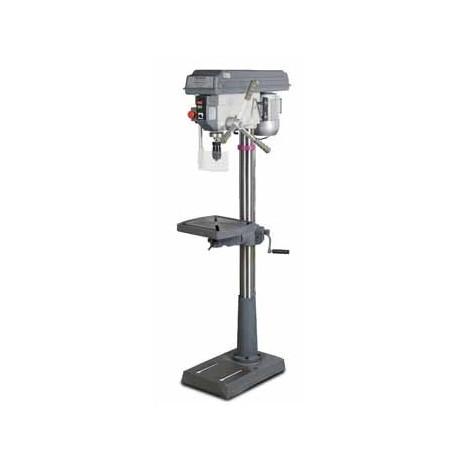 Taladro de columna, precisión garantizada (0,02mm husillo) 400V B26Pro