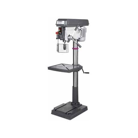 Taladro de columna, precisión garantizada (0,02mm husillo) 230V B33Pro